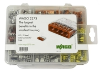 WAGO 2273 Series Assortment Case 887-100