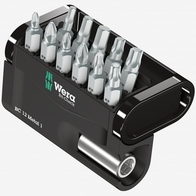 Wera WE057424  12 Piece Bit Check