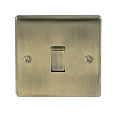 BG Electrical BG Electrical BG Nexus Metal Antique Brass