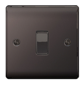 BG Electrical BG Electrical BG Nexus Metal Black Nickel