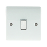 BG Electrical BG Electrical BG Nexus Metal Gloss White