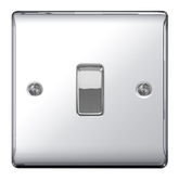 BG Electrical BG Electrical BG Nexus Metal Polished Chrome