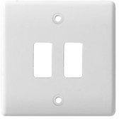 BG Electrical BG Electrical BG White Moulded Grid Accessories