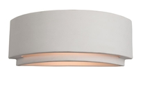 Firstlight Ceramic & Plaster Wall Lights