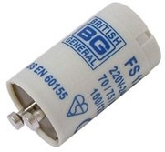 BG Electrical BG Electrical Fluorescent Starter Cans