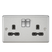 Knightsbridge Raised Plate Switches & Sockets