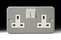 Schneider Electric Schneider Electric Schneider Metal Clad Sockets & Switches