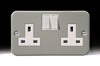 Schneider Metal Clad Sockets & Switches