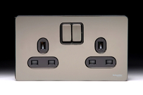 Schneider Screwless Switches & Sockets