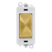 Scolmore Gridpro Satin Brass Modules