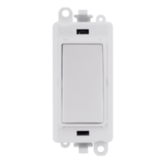 Scolmore  White Grid Pro Switch Modules