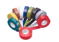 Unicrimp Unicrimp White PVC Insulation Tape